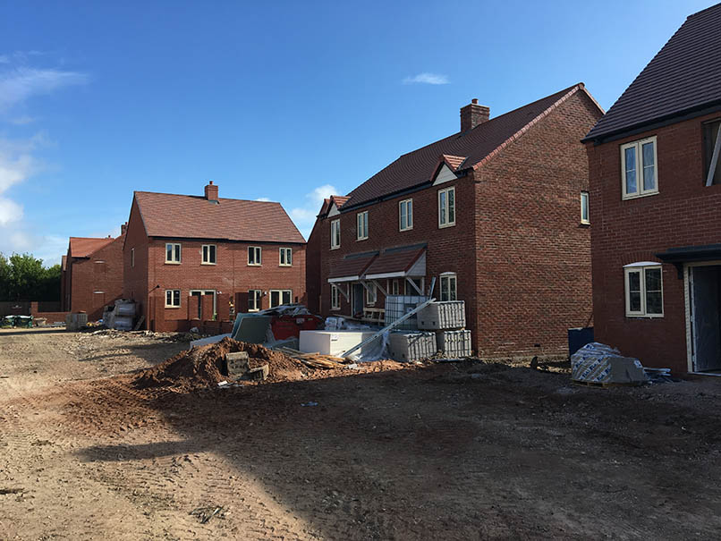 Deeleys – New Builds Southam