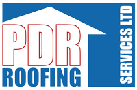 PDR Roofing Logo